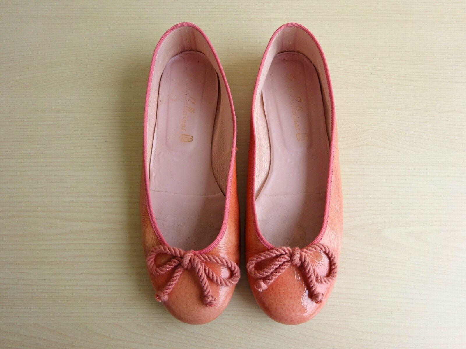 Original Pretty Ballerinas Flache Ballerinas Gr. 38 Top-Zustand