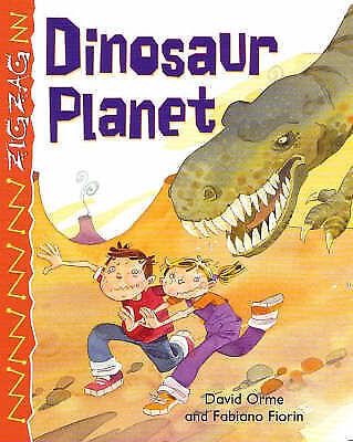 Fiorin, Fabiano, Orme, David, Dinosaur Planet (Zigzag), Very Good Book