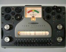 Heathkit It 21 Vacuum Tube Tester Checker 4 5 6 7 8 9 Amp 12 Pin Very Good