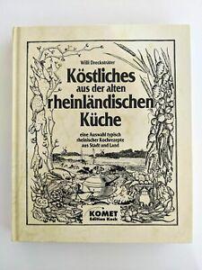 Koestliches-aus-der-alten-rheinischen-Kueche-Kochrezepte-Buch-Zust-sehr-gut