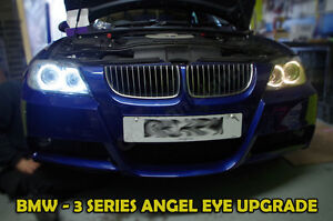 Bmw E90 Pre Lci Angel Eye Upgrade Marker Xenon 6000k