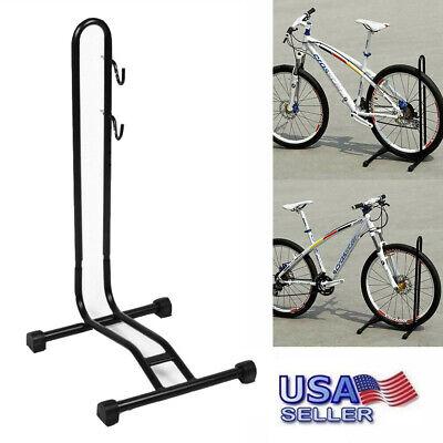 Bicycle Bike Floor Stand Parking Storage Display Rack Holder for Mountain Bike