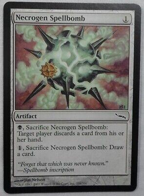 Necrogen Mists x1 MTG Mirrodin 1x Magic Excellent Light Play