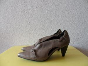 Schuhe Pumps  COMMA   Gr.39  TOP  Leder