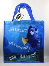 "Disney Pixar Finding Dory Plastic Tote Beach School Gift Bag ""Can I Help""  NWT"