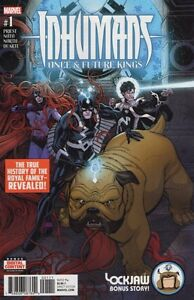 Inhumans-Once-amp-Future-Kings-1-Of-5-Comic-Book-2017-Marvel-and