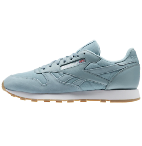 7 Classic Whisper Pastel Blanca Leather Reebok Uk Teal Bd3231 Goma FzqUaa