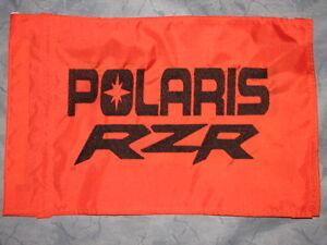 Details about Custom POLARIS RZR ATV Safety Replacement Whip Flag  Great 4  Jeep UTV Trike Bike
