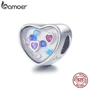 Bamoer-S925-Sterling-Silver-charms-Love-you-With-Zircon-Fit-Bracelet-Jewelry