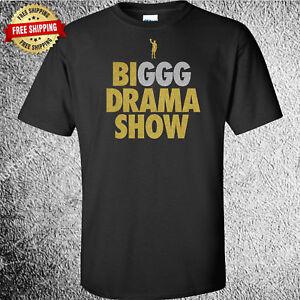 3284461606e160 Image is loading GGG-Black-T-shirt-BIGGG-DRAMA-SHOW-Gennady-