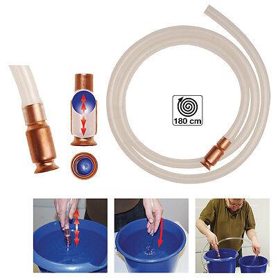 Bgs Werkzeug Pro Schüttelpumpe / Schlauchpumpe Pumpe Kraftstoffpumpe Wasserpumpe CáLido Y A Prueba De Viento