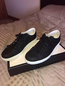 Black Mens Gucci Shoes Sneakers size 11