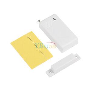 Wireless-Door-Window-Magnet-Sensor-Detector-Alarm-System-433MHZ-Home-Safety-TP