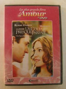 DVD-UN-COUPLE-PRESQUE-PARFAIT-MADONNA-Rupert-EVERETT-NEUF