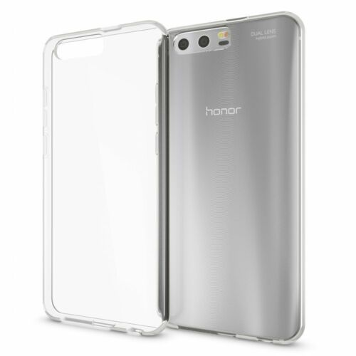 Pour Huawei Honor 9 Coque Gel En Silicone Transparent invisible