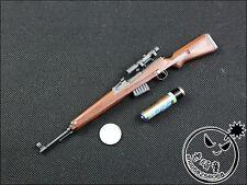 1/6 G43 Semi-automatic Rifle Gun Model WWII Soldier Weapon Model