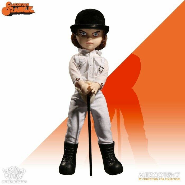 Living Dead Dolls Present - A Clockwork Orange - Alex