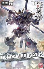 Bandai Iron-Blooded Orphans 018865 GUNDAM BARBATOS 1/100 scale kit