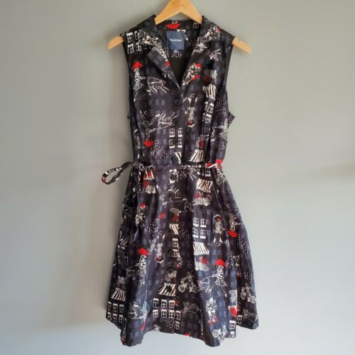 Modcloth Community Brunch Shirt Dress Women's 1X S