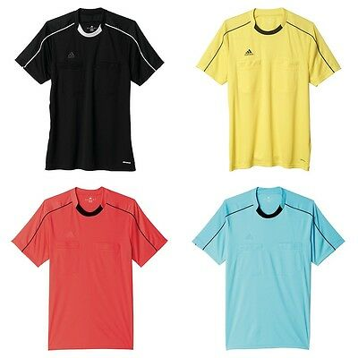 adidas Referee 16 Jersey Schiedsrichter Trikot kurzarm | eBay
