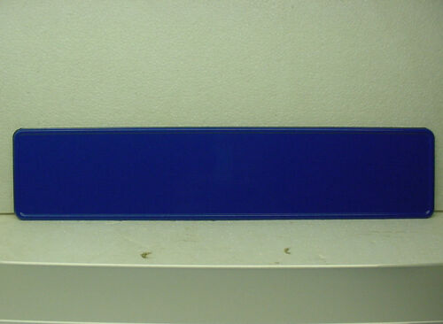 Blue ford  funn VW european German car license plate tag audi bmw mercedes f40