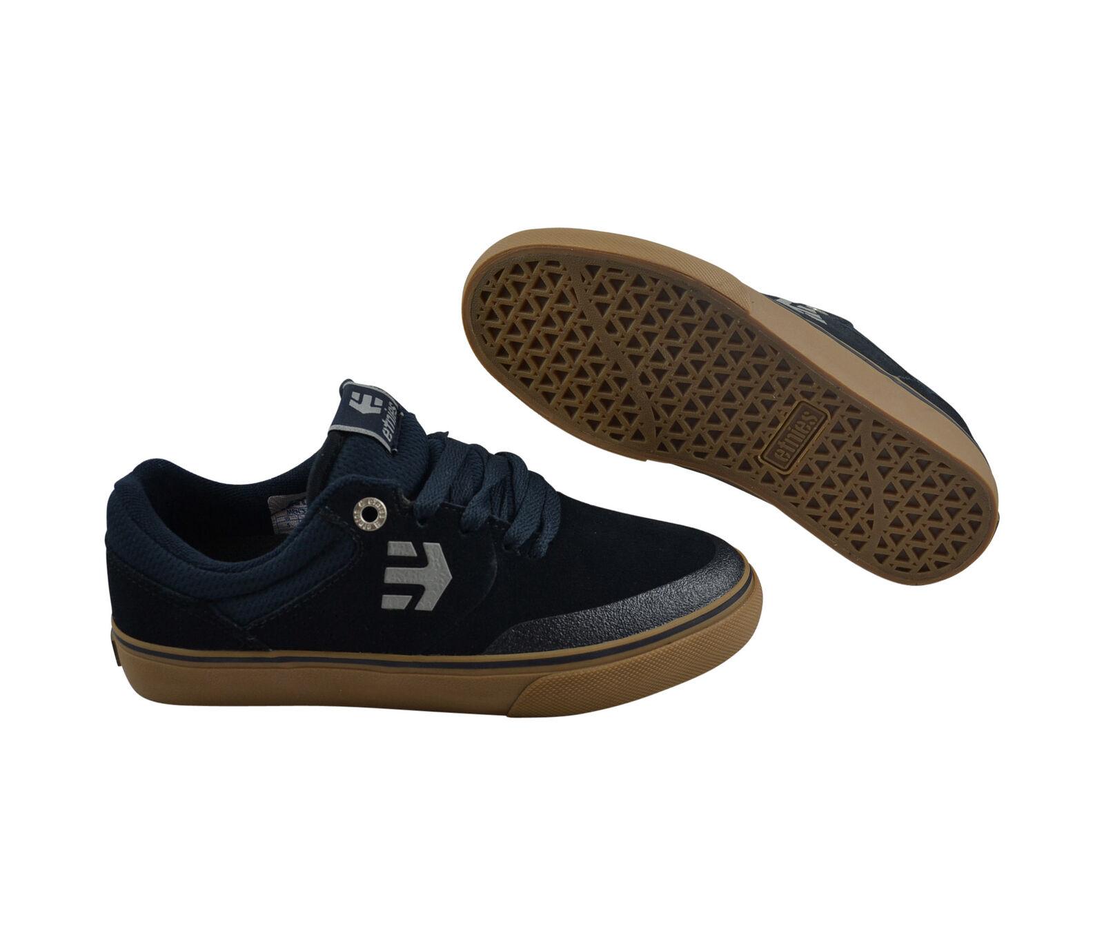 Etnies Marana Vulc navy gum Skater Turnschuhe Schuhe blau