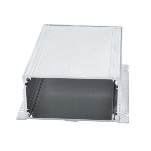 """2X Aluminum Enclosure Box Case 4.33/""""*2.91/""""*1.49/"""" Case Project electronic DIY"""