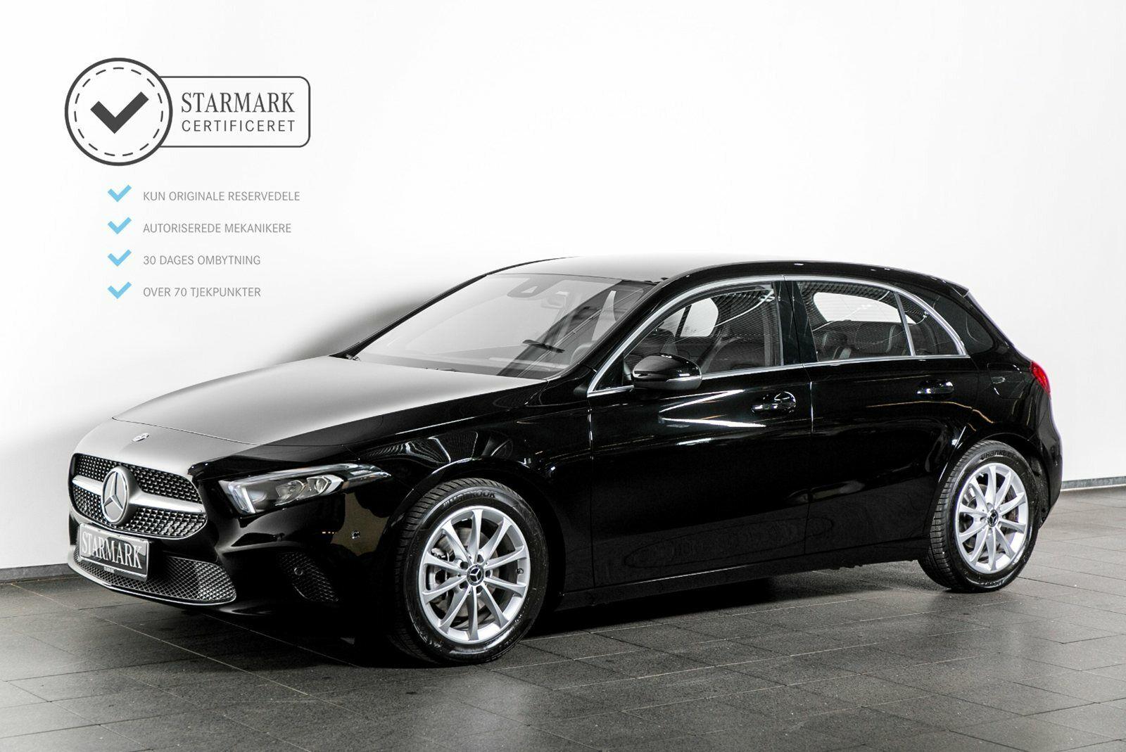 Mercedes A200 1,3 Business Progressive Line aut. 5d - 334.900 kr.