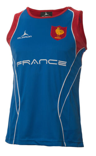 France Rugby Supporters Iconic Vests S - XXXXL