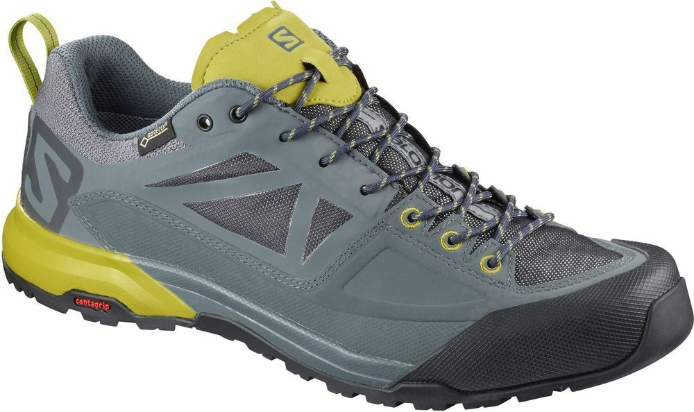 SALOMON X Alp Spry Gore-Tex L401621 Outdoor Hiking Trekking Athletic shoes Mens