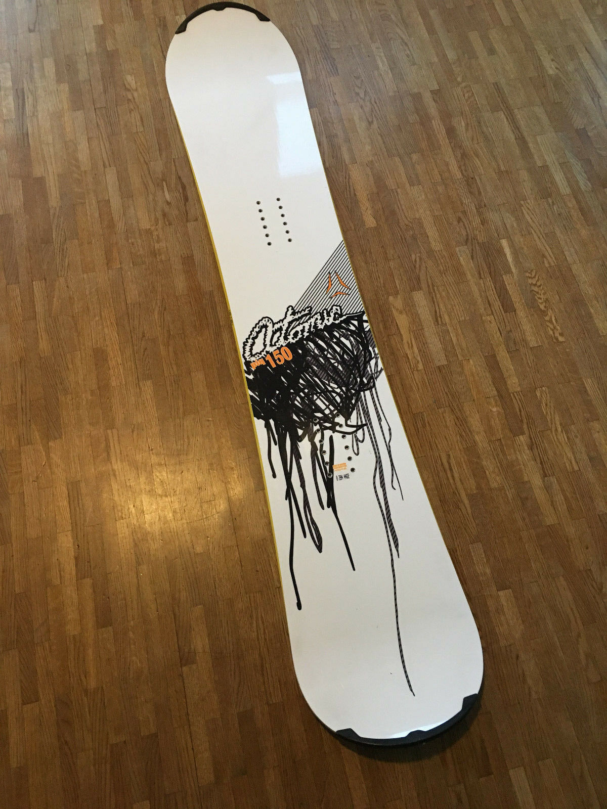 ATOMIC PIQ 150 Snowboard All Mountain Allround Camber Board