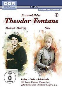 Theodor-Fontane-Frauenbilder-Leben-Liebe-Schicksale-Vol-1-DVD-NEU