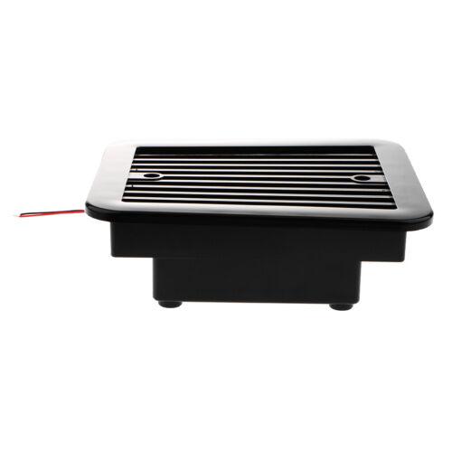 12V RV Anhänger Ventilatoren Kühlung Abluftventilator Lüfter Luftabzug 1pc