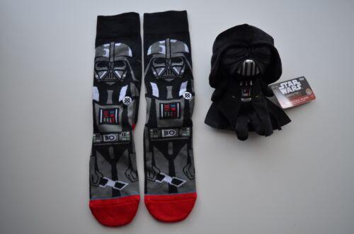 Stance STAR WARS Crew Socks Darth Vader Size Medium M /& Funko Collectible Plush