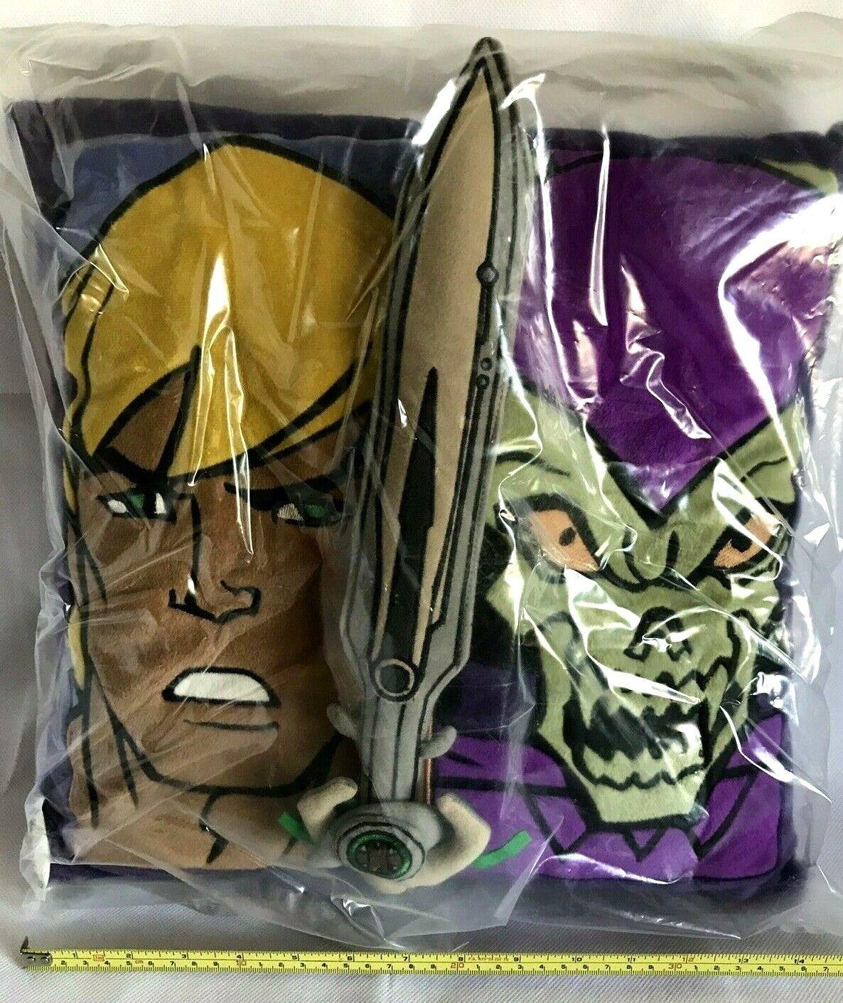 Masters Of The Universe Sealed PilFaible  Detachable Sword Set He Man Skeletor 2002  le plus en vogue