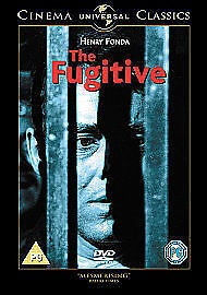 1 of 1 - The Fugitive (DVD) - FREE P&P