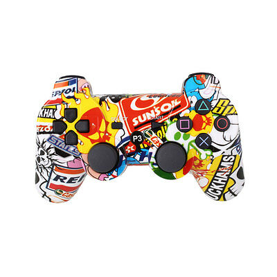 Wireless Bluetooth BT 3.0 Gamepads For Sony PS3 Playstation 3 Colorful