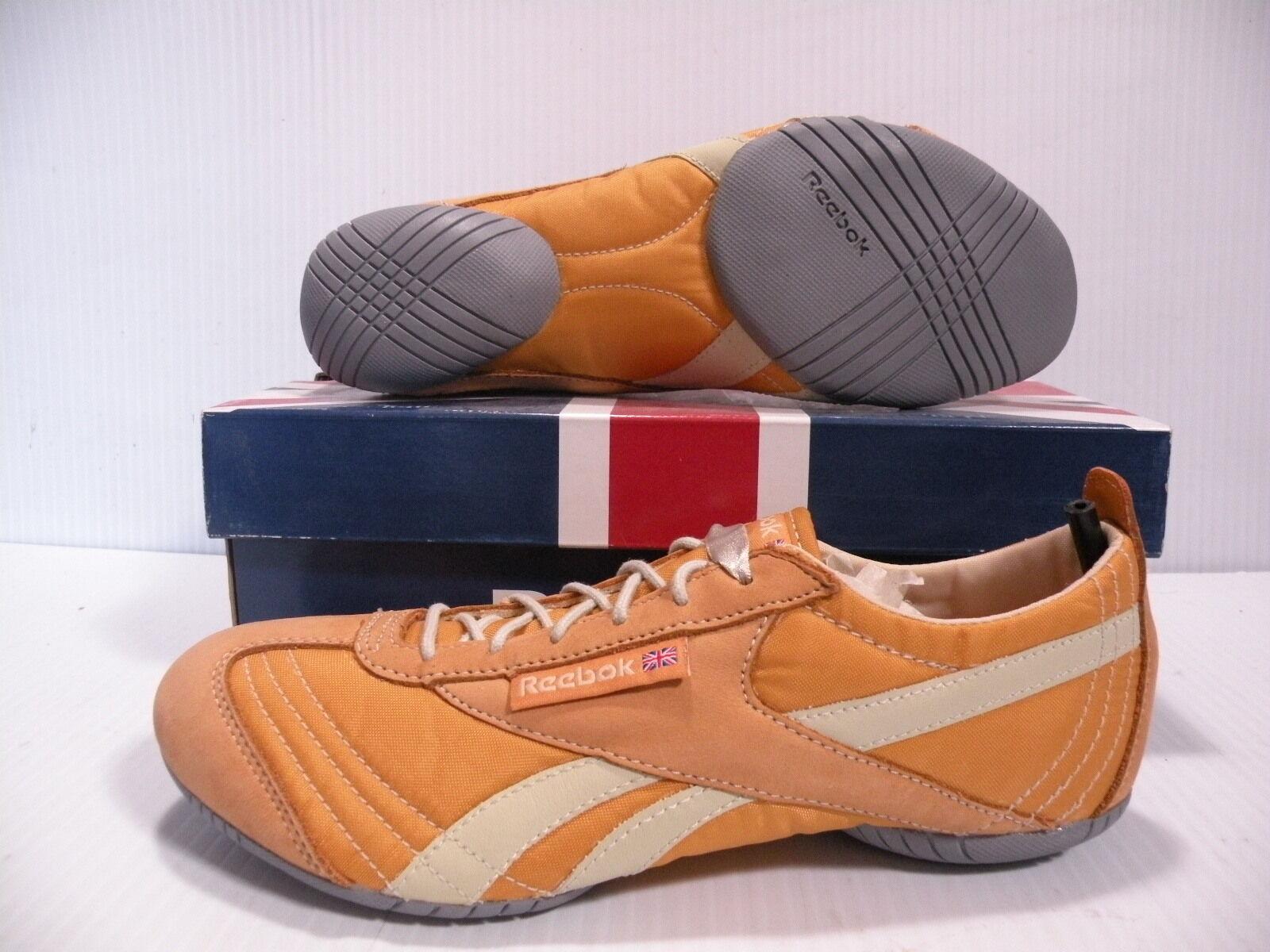 Zapatos Reebok Mujeres Baja De Nylon zenswa ORENGE blancoo 2-134726 2-134726 2-134726 Talla 10 Nuevo  tienda en linea