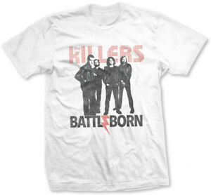 The-Killers-039-Battle-Born-039-T-Shirt-NEW-amp-OFFICIAL