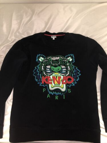 Kenzo Tiger Sweater Size M (authentic)