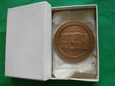 WESTMINSTER HOSPITAL 250TH ANNIVERSARY 1716 - 1966 ROYAL MINT MEDAL FREEPOST