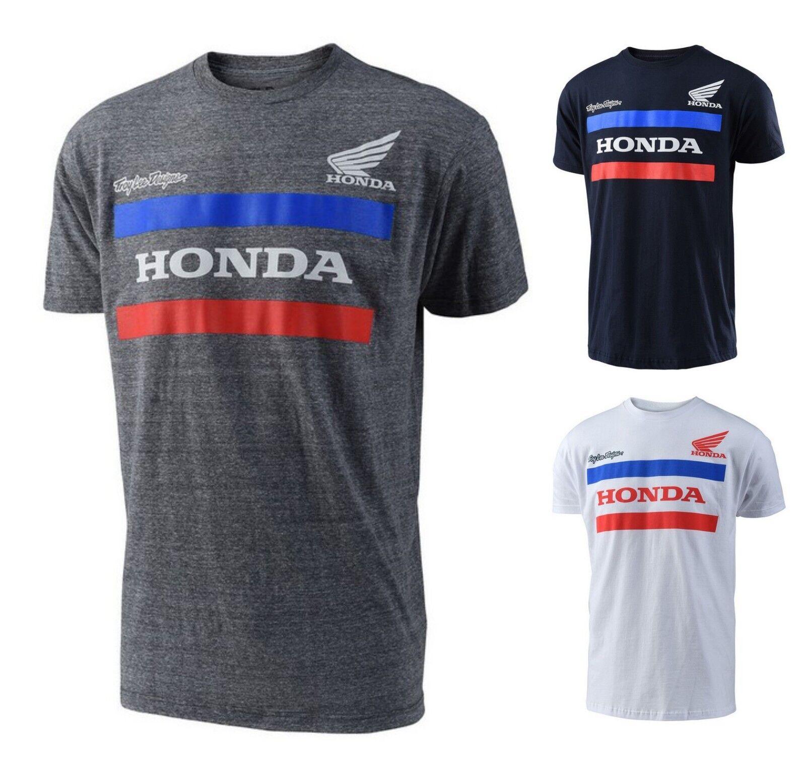 Troy Lee Designs Honda 2018 T-Shirt Motocross Mx Motorräder Tld