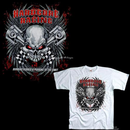 * t-shirt hot rod v8 kustom Conseil percutante racing rockabilly speed shop 1259