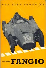 The Life Story of Juan Manuel Fangio - 1956 biography