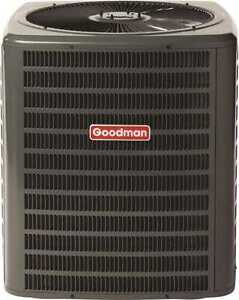 Goodman 13 Seer 5 Ton 60 000 Btu R 410a Air Conditioner