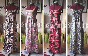 963bedb7bd7c Boden Maxi Dress  STUNNING  UK Size 6 8 10 12 14 16 NEW WH245 Pure ...