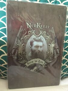 NKMS6 NED KELLY Metal Sign New 20 cm H X 30 cm W