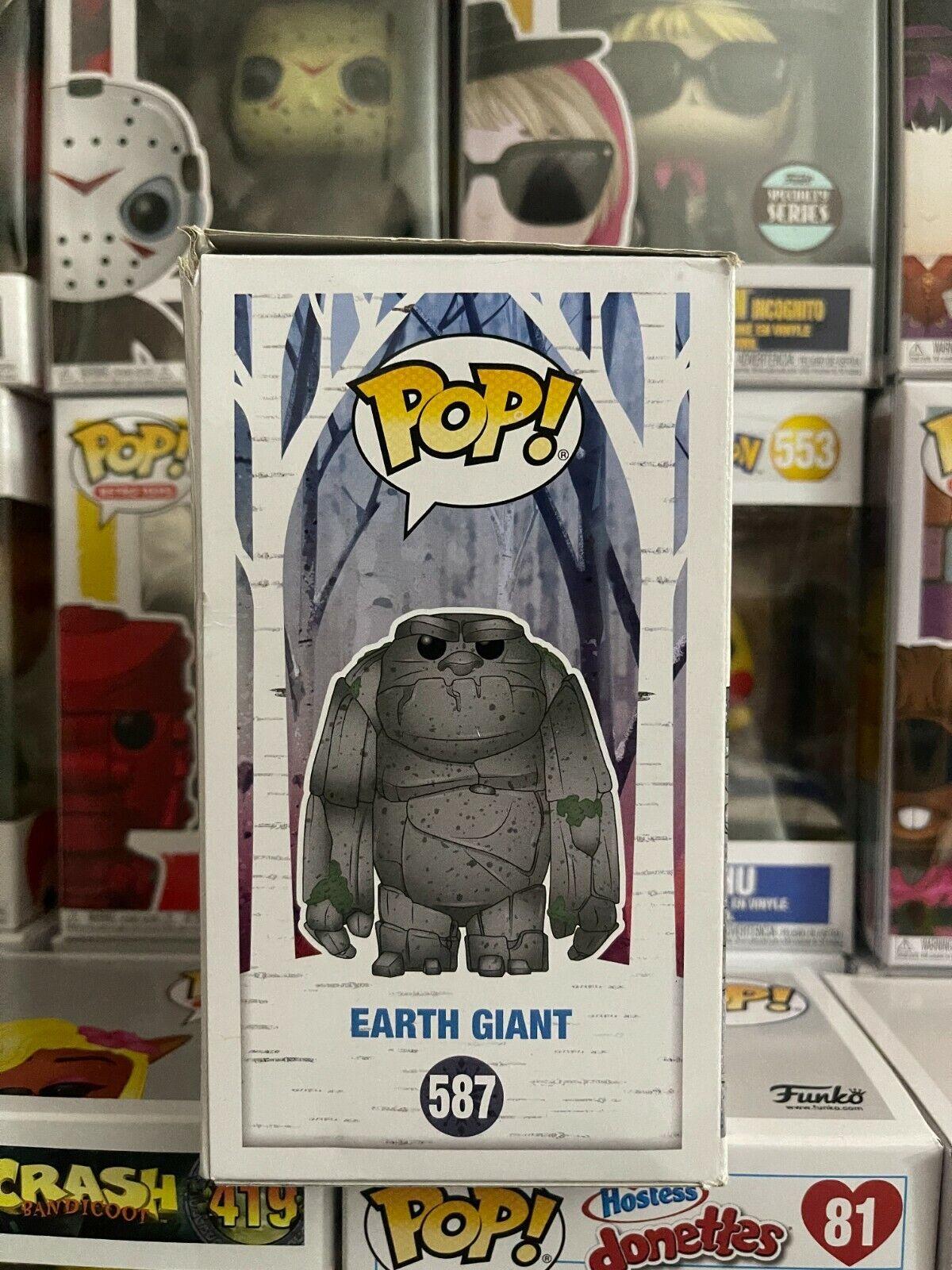 Movies Frozen II Funko Pop Earth Giant Vinyl Figure for sale online
