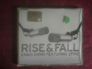 CRAIG-DAVID-amp-STING-RISE-amp-FALL-5-TRACKS-CD-SINGLE