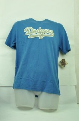 Sporting Goods Mlb Los Angeles Dodgers Wright Ditson Shirt Mens Blue Small Short Sleeve La Tee Beneficial To Essential Medulla Team Sports